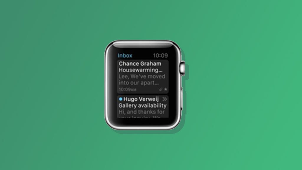 Apple Watch News