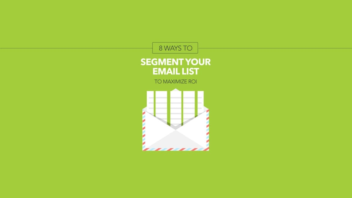 Segment Your Email Image