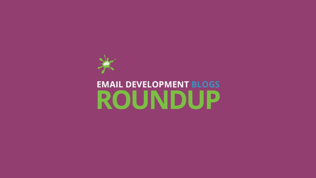 Email Marketing Roundup