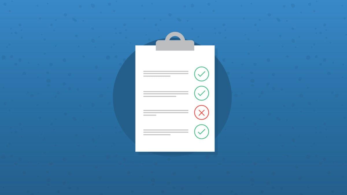 Pre-Deployment Checklist