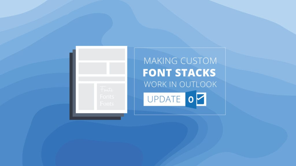 Custom Font Stacks