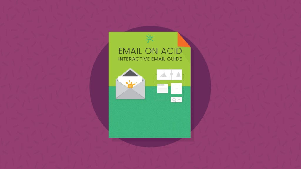 Interactive Email Guide