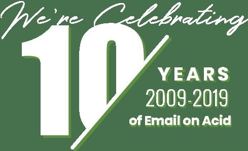 10 year EOA logo